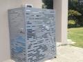 Pool pump box